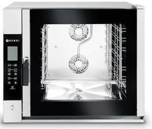 Hendi Piec konwekcyjno-parowy Touch Control 7 x GN1/1 | elektryczny | sterowanie elektroniczne | 400V | 10,5kW 5066