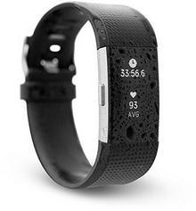Fitbit Charge 2 srebrny/czarny