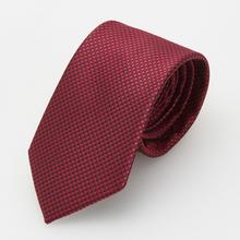 Reserved Bordowy krawat - Czerwony