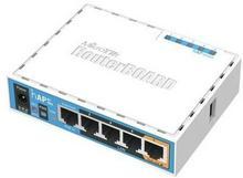 Mikrotik hAP ac lite RouterOS L4 64MB RAM, 5xLAN, 2.4/5GHz 802.11a/n/ac, 1xUSB M