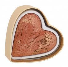 Makeup Revolution London Makeup Revolution London I Heart Makeup Summer Of Love bronzer 10 g dla kobiet Love Hot Summer