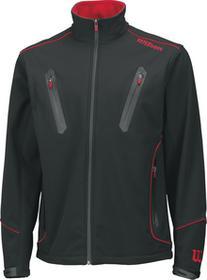 Wilson Wilson Promo Jacket - black/red WRE230001