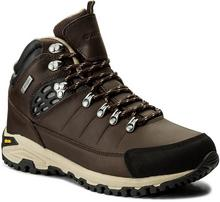 Hi-Tec Trekkingi Lotse Mid Wp AVSAW17-HT-01 Brown/Black/Beige