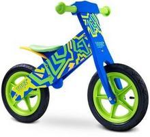 Toyz Zap niebieski/zielony 12 cal