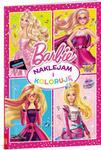 Ameet Barbie. Naklejam i Koloruję praca zbiorowa