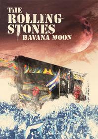 The Rolling Stones Havana Moon Polska cena) DVD)
