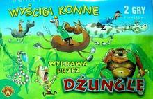 Alexander Wyścigi konne - Dżungla