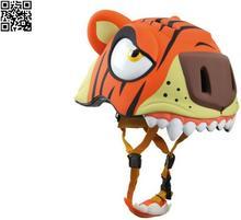Kask rowerowy Crazy Safety Tygrys 545