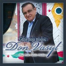 Wydawnictwo Folk Don Vasyl. Gdzie moja młodość CD