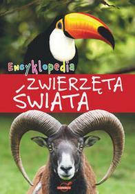 BOOKS Zwierzęta świata Encyklopedia - Praca zbiorowa