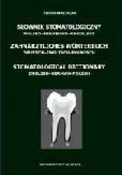 DK Media Słownik stomatologiczny polsko-niemiecko-angielski