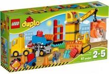 LEGO Duplo Wielka Budowa 10813