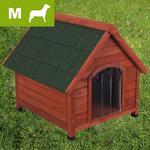 zooplus Exclusive Buda dla psa Spike All Seasons M szer x gł x wys 93 x 86 x 84 cm| Dostawa GRATIS o