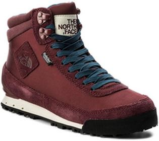 The North Face Trekkingi Back-To-Berkeley Boot II T0AIMFVFZ Barolo Red/Vintage White
