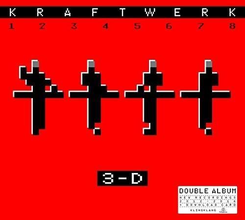3-D The Catalogue English Version) Winyl) Kraftwerk