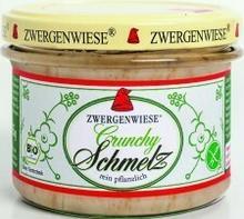 Zwergenwiese SMALCZYK WEGETARIAŃSKI CRUNCHY BEZGLUTENOWY BIO 165 g - ZWERGENWIESE