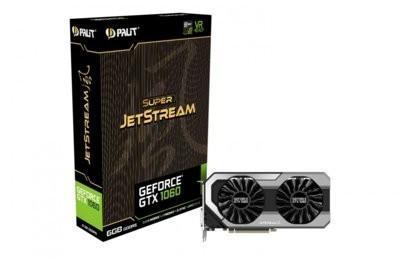 Palit GeForce GTX 1060 Super JetStream VR Ready (NE51060S15J9J)