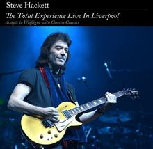 The Total Experience Live In Liverpool CD+DVD) Steve Hackett