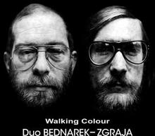 Walking Colour Remaster + Bonus Tracks) CD) Duo Bednarek-Zgraja