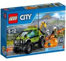 LEGO City Samochód naukowców 60121