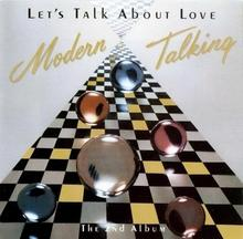 Lets Talk About Love The 2nd Album CD Modern Talking