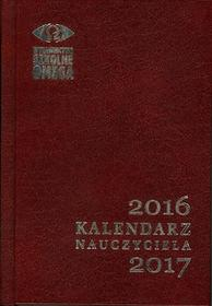 Kalendarz nauczyciela 2016/2017 OMEGA / wysyłka w 24h