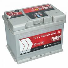 Fiamm Titanium PRO 12V 64Ah 600A (EN) +P L2 64P