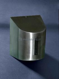 Tensator Rozwijana taśma ostrzegawcza + kaseta MIDI na śruby, ze stali nierdzewnej, zapięcie standardowe (Długość 3,5m)