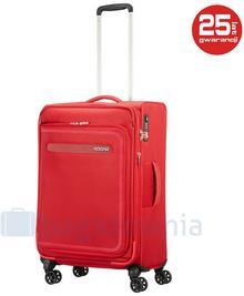 Samsonite AT by Średnia walizka AT AIRBEAT 103001 Czerwona - czerwony