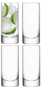 LSA International Bar szklanka do long drinków, przezroczyste, 420ML, 4sztuka BR35