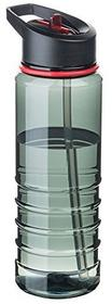 Butelka melianda ma-7100 lekka 750 ML do picia z słomka do picia system, czerwony, 750 ml MA-7100
