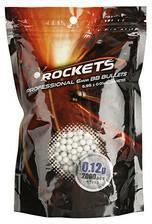 ROCKETS Kulki Rockets Professional 0,12g - 2000 szt. + darmowy zwrot (ROC-16-006918) ROC-16-006918