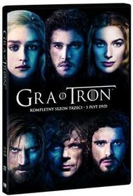 Galapagos Gra o Tron. Sezon 3 (5 DVD) praca zbiorowa