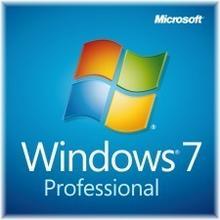 Microsoft Windows 7 Professional 32 bit PL COA