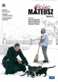 Telewizja Polska S.A. Ojciec Mateusz Seria 6 Płyta DVD)