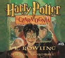 Media Rodzina Harry Potter i Czara Ognia (audiobook CD) - J.K. Rowling