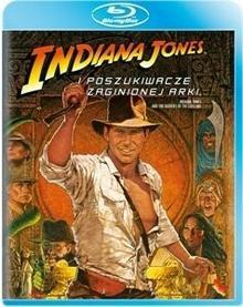 Imperial CinePix Indiana Jones i poszukiwacze zaginionej Arki Blu-ray) Steven Spielberg