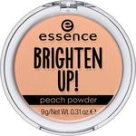 Essence BRIGHTEN UP! Peach Powder - Brzoskwiniowy puder do twarzy - 10 Peach Me Up! ESSTPUP