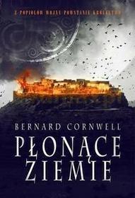 Instytut Wydawniczy Erica Bernard Cornwell Wojny wikingów. Tom 5. Płonące ziemie