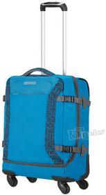 American Tourister Road Quest mała walizka kabinowa / torba podróżna - niebieski