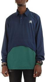 Adidas Aktiv męska bluza do biegania, niebieski, XL AA8773 XL_Navy_XL