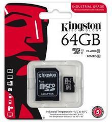 Kingston MicroSDHC UHS-I 64GB