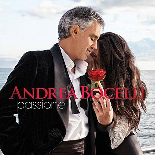 Passione remastered) Winyl) Andrea Bocelli