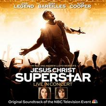 Jesus Christ Superstar Live in Concert Original Soundtrack of the NBC Television Event) 2xCD) Original Television Cast of Jesus Christ Superstar