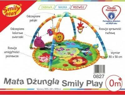 Anek Smily Play, mata edukacyjna Dżungla