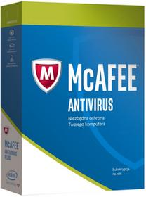 McAfee AntiVirus PLUS 1PC / 1Rok 5 minut