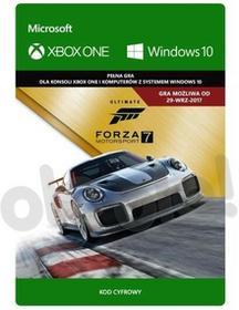 Forza Motorsport 7 Edycja Ultimate XONE wersja cyfrowa
