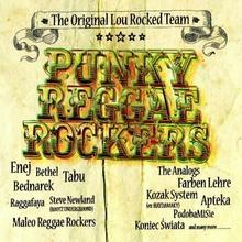 Punky Reggae Rockers 5 CD) Lou & Rocked Boys Rockers Publishing