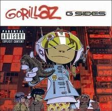 Gorillaz G Sides
