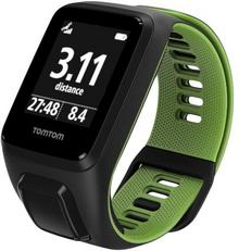 TomTom Runner 3 zegarek sportowy z GPS, funkcja odkrywania nowych tras, tryby wielodyscyplinowe, ciągłe śledzenie aktywności 24/7 1RL0.001.00